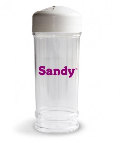 sandy-portatopping
